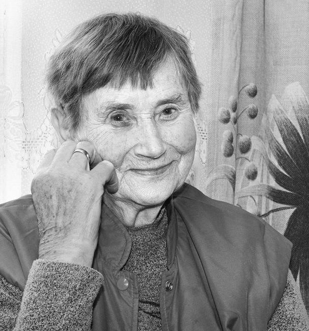 Mokytoja Elzė Krikščiūnaitė-Ilgutienė Kurpalaukyje gyvena nuo 1951-ųjų.