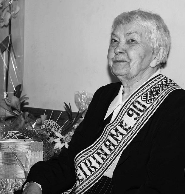 Irena Porvaneckienė šiemet švenčia garbingą jubiliejų.