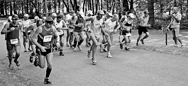 Maratono startas