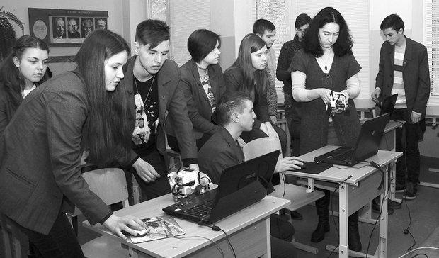 utenos kolegija robotika