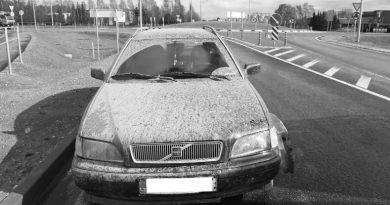 Nei vienos įskaitinės eismo nelaimės