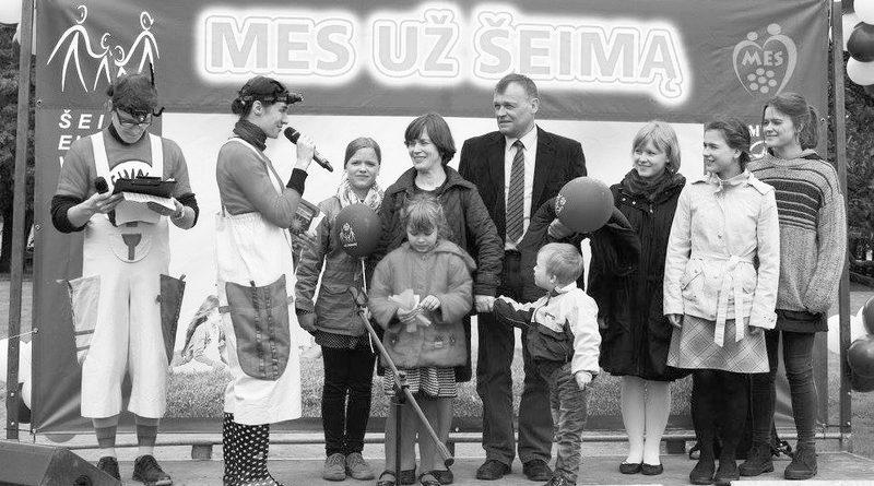 Krasauskų šeimai – dar vienas garbingas titulas